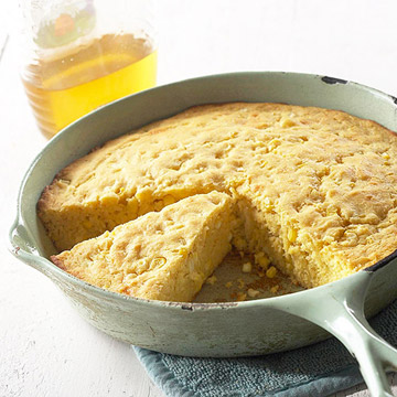 Corn-on-Corn Bread