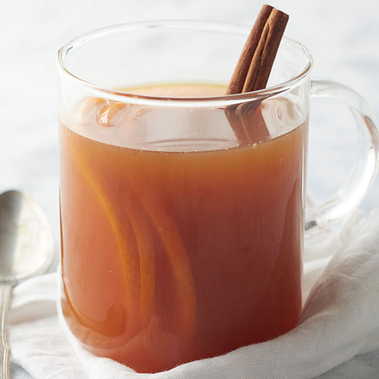 Chai-Maple Cider