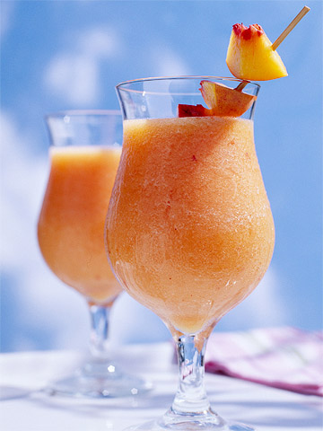 Summer Fruit Daiquiris