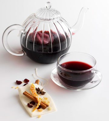 Gluhwein (Hot Mulled Wine)