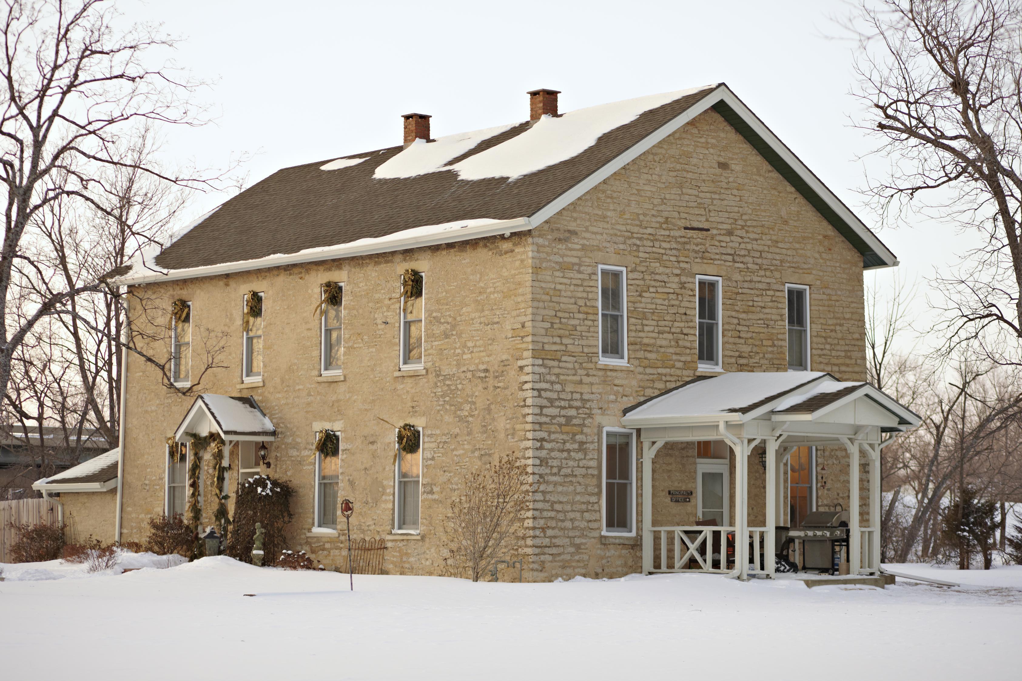 Historical house