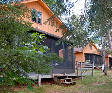 Wildcat Lodge in Wisconsin