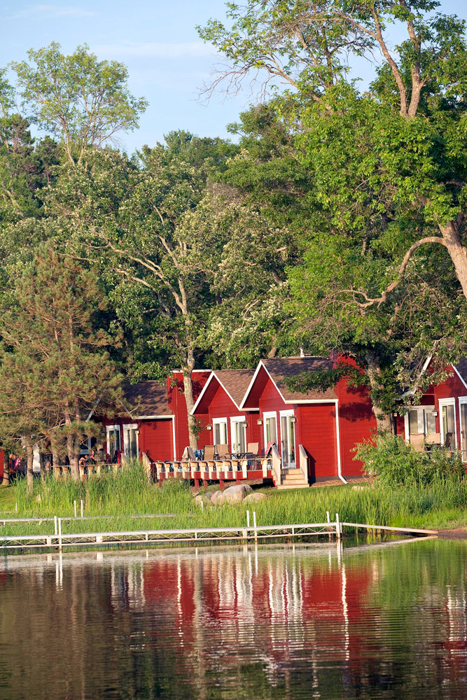 Nisswa, Minnesota: Grand View Lodge and Good Ol' Days Family Resort