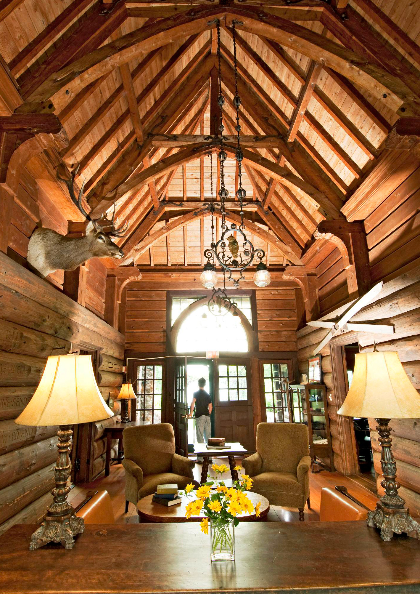 Birchwood, Wisconsin: Stout's Island Lodge