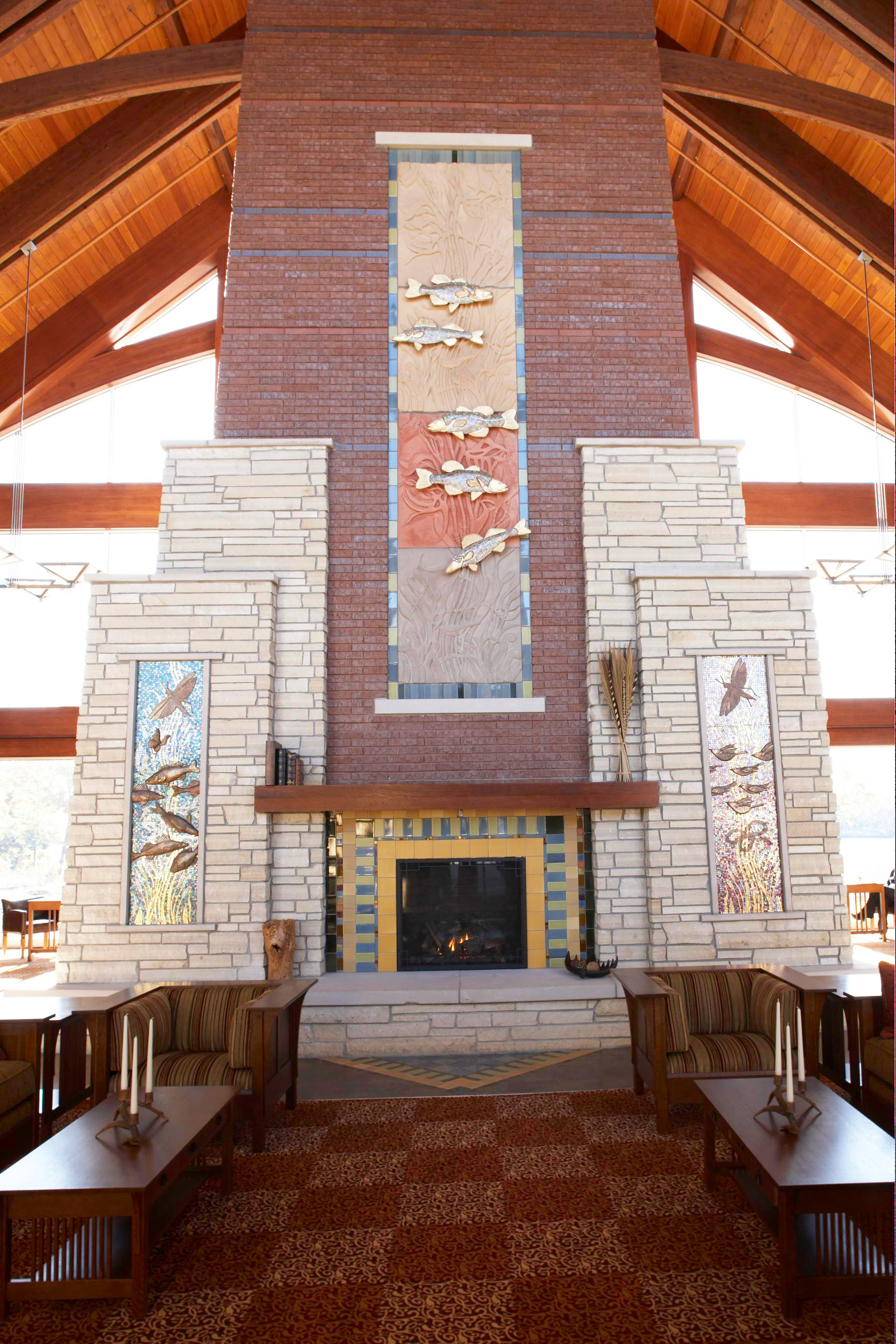 Moravia, Iowa: Honey Creek Resort