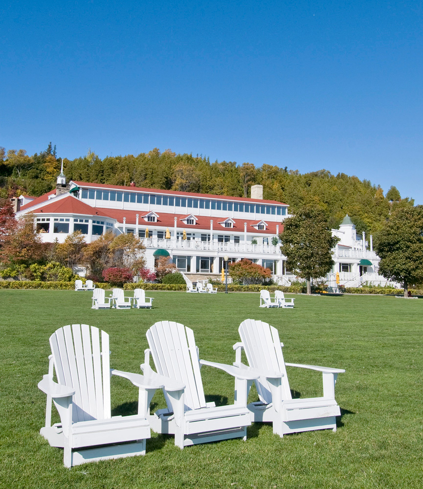Mackinac Island, Michigan: Mission Point Resort