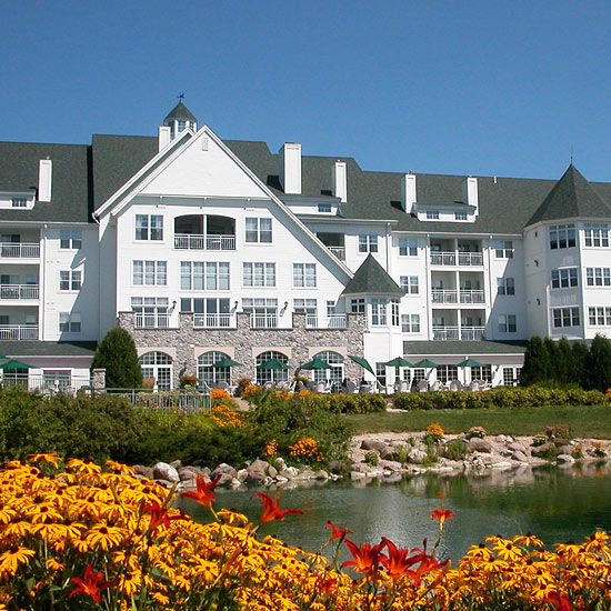 Elkhart Lake, Wisconsin: The Osthoff Resort