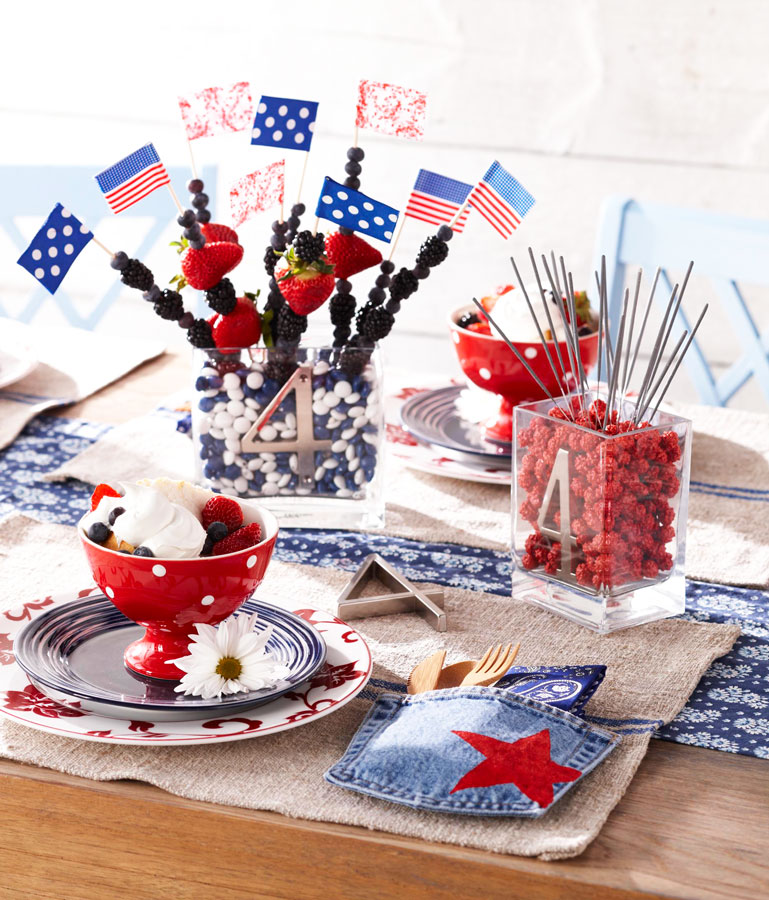 All-American tabletop