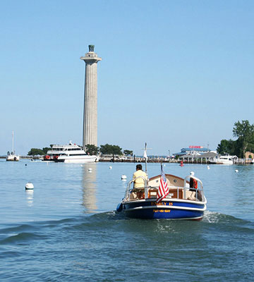Things to Do in Ohio's Lake Erie Shore--South Bass Island and Put-in-Bay