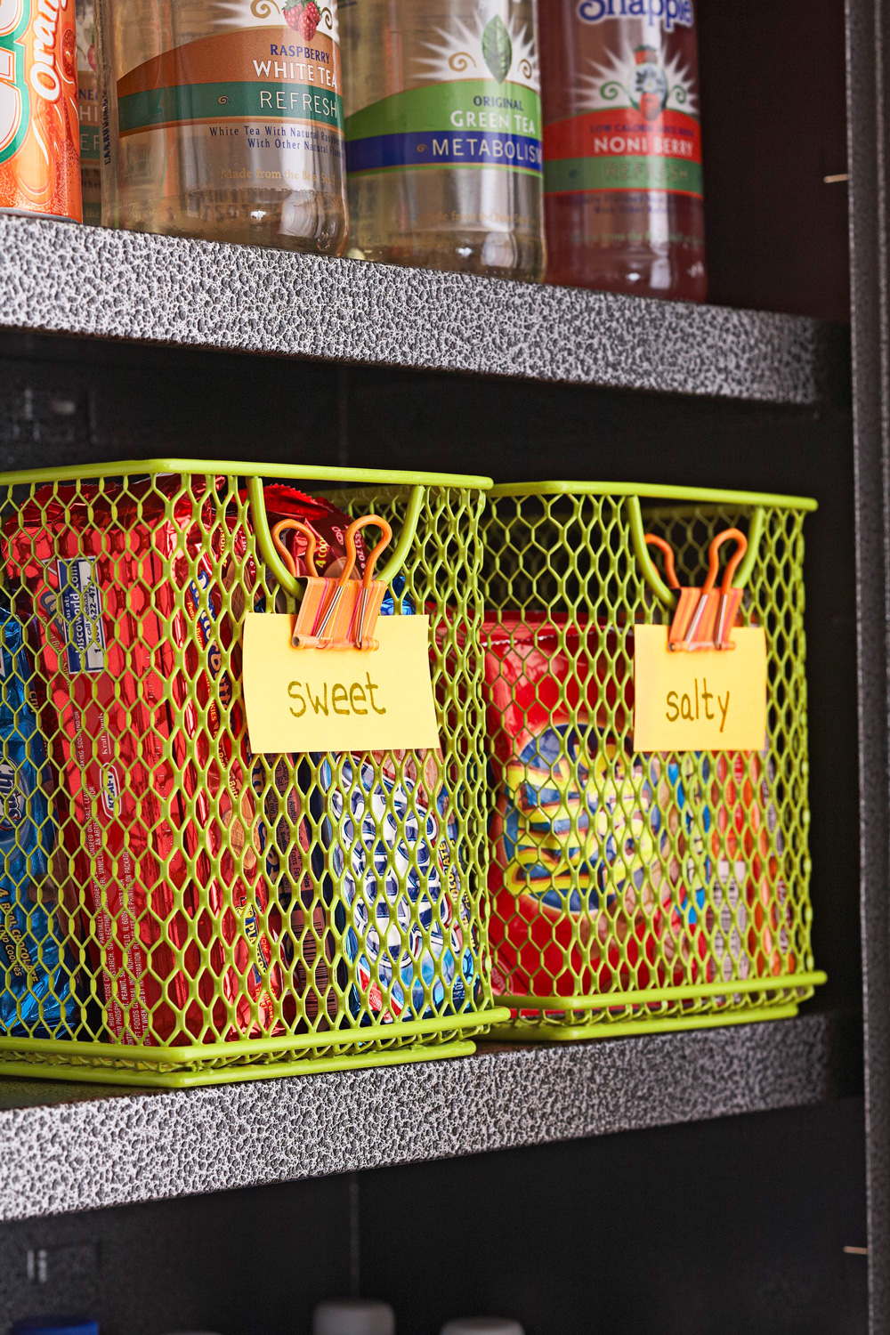 More organizing and storage ideas