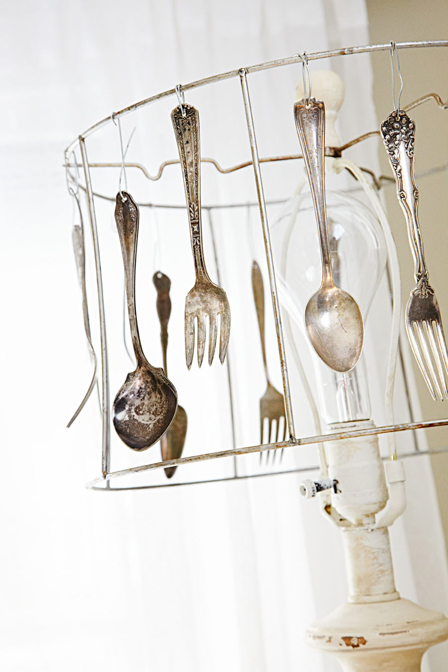 Repurposed silverware