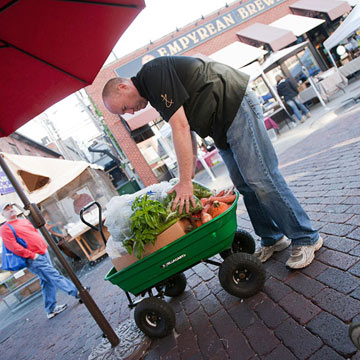 Kevin Shinn: Farmers market buying tips