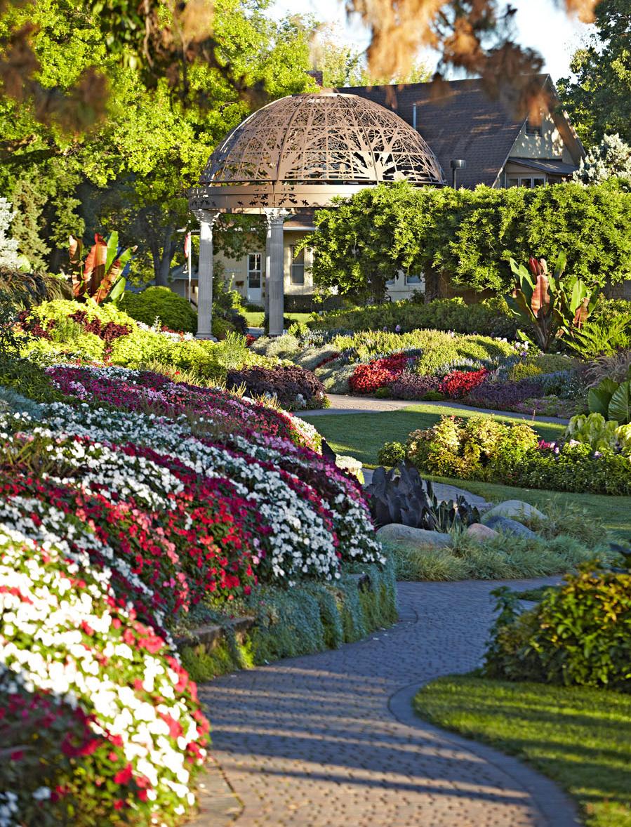 Sunken Gardens of Lincoln