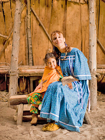 Learn about native culture