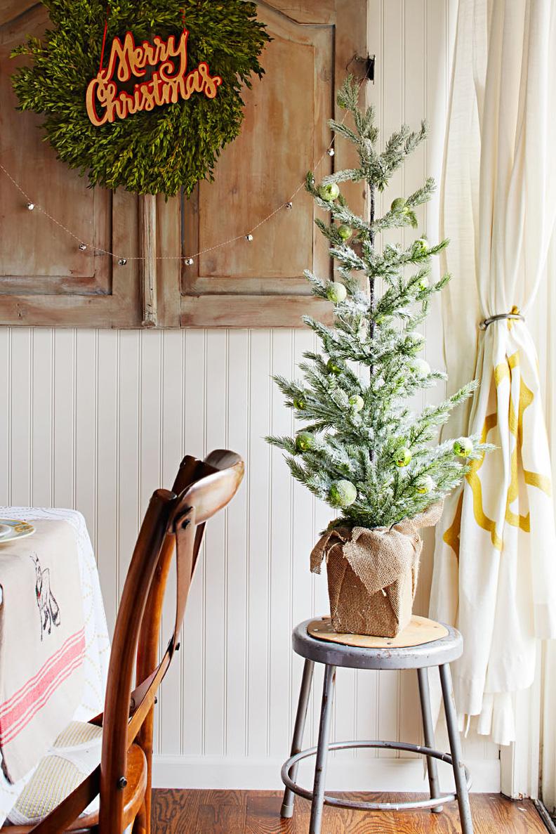 Give a tree a lift