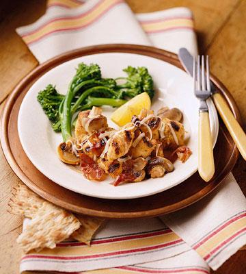 Chicken Spiedini