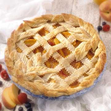 Summer's Best Peach Pie