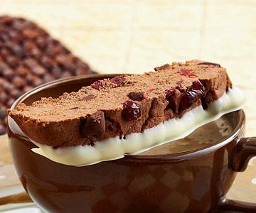 Chocolate-Cranberry Biscotti