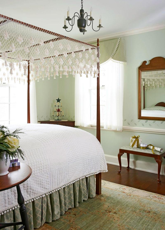 Welcoming bedroom