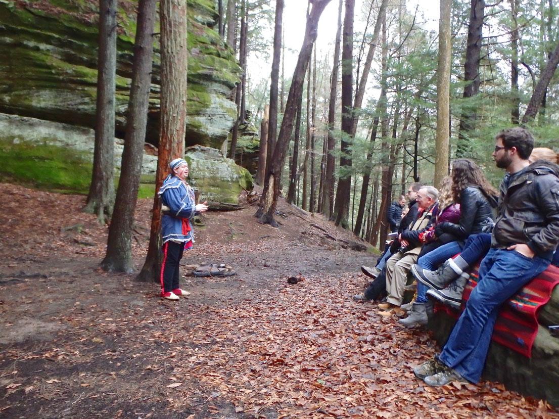 Shawnee Storytelling Hikes