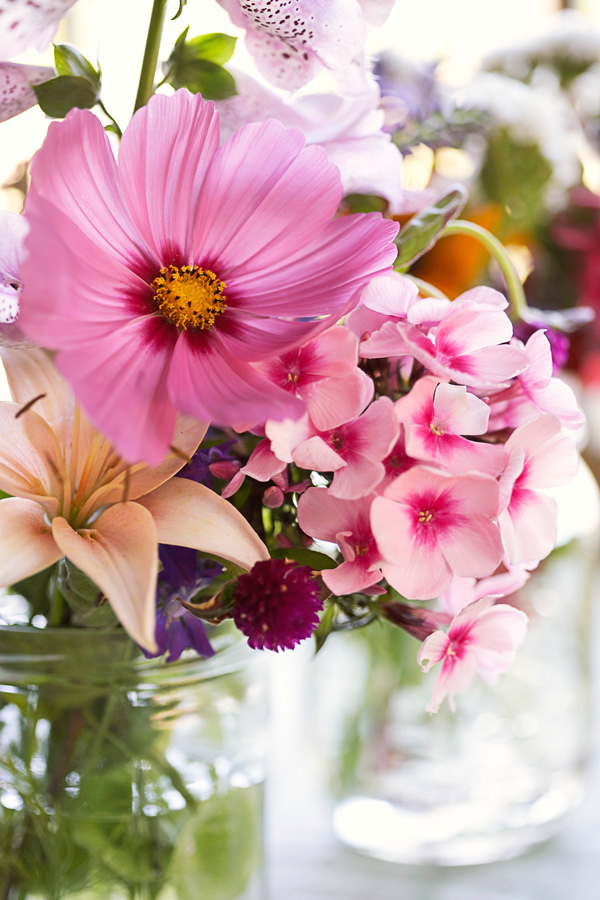 More tips for better bouquets