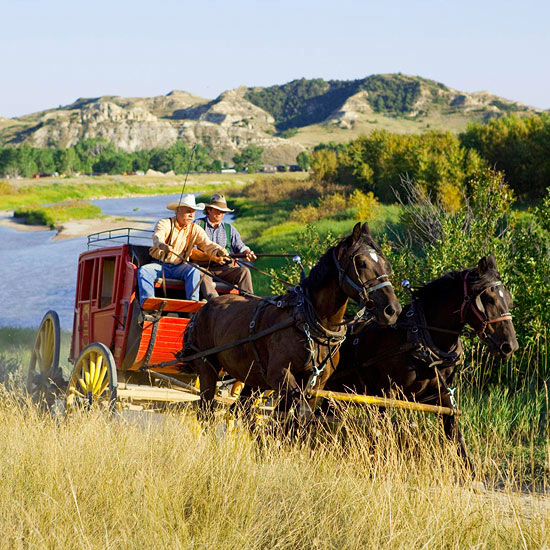 Spas, stagecoaches and sports