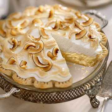 Overlook Coconut Cream Pie