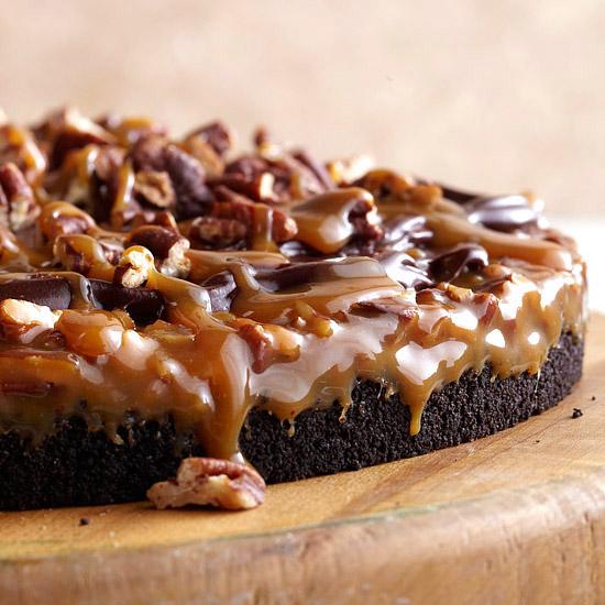 Gooey Chocolate-Caramel Fantasy