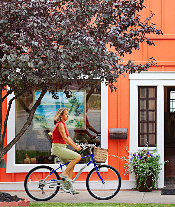 Harbor Springs: A quaint gateway to a legendary scenic drive