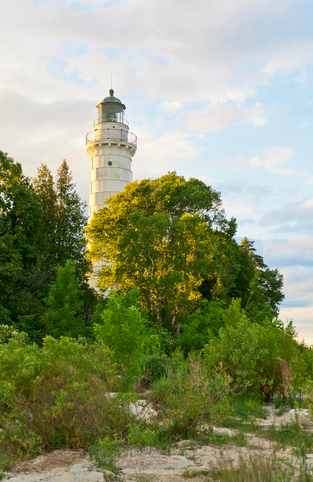Things to Do in Door County--Lighthouses