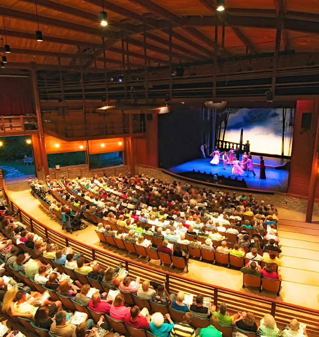 Door County's performing arts