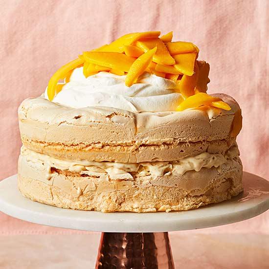 Schaum Torte