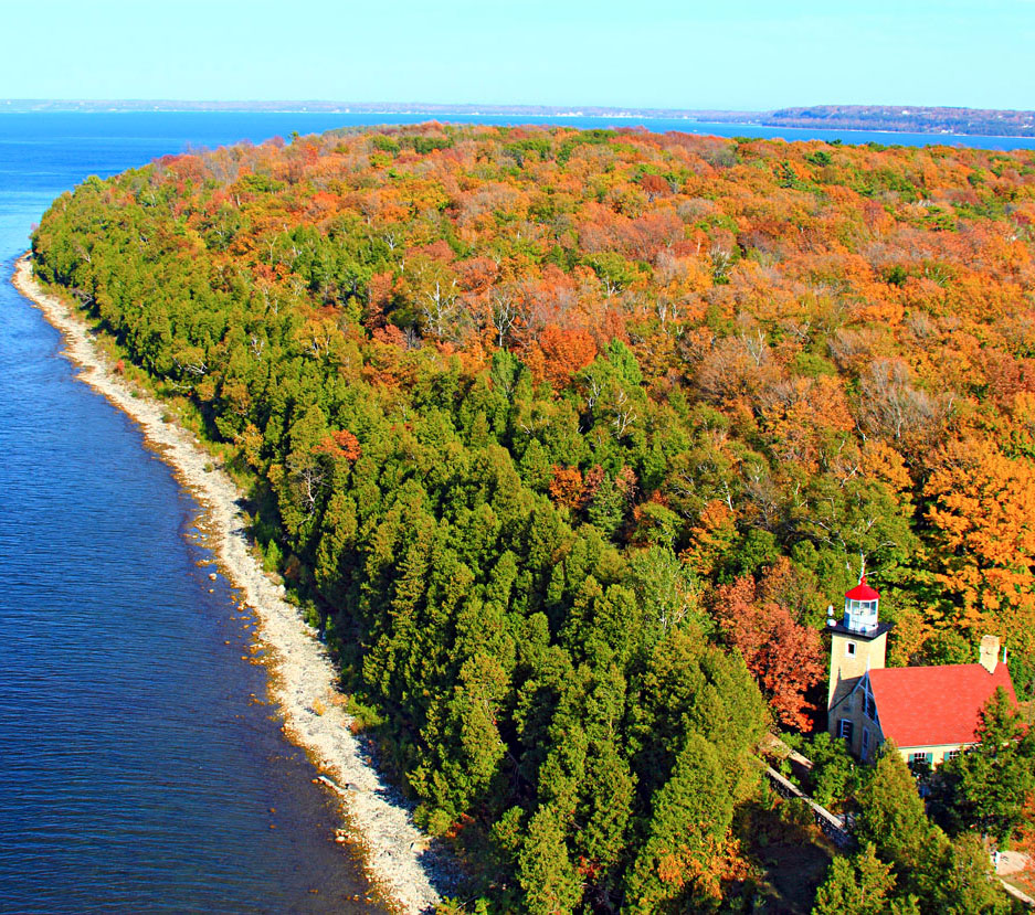 Things to Do in Door County--Peninsula State Park