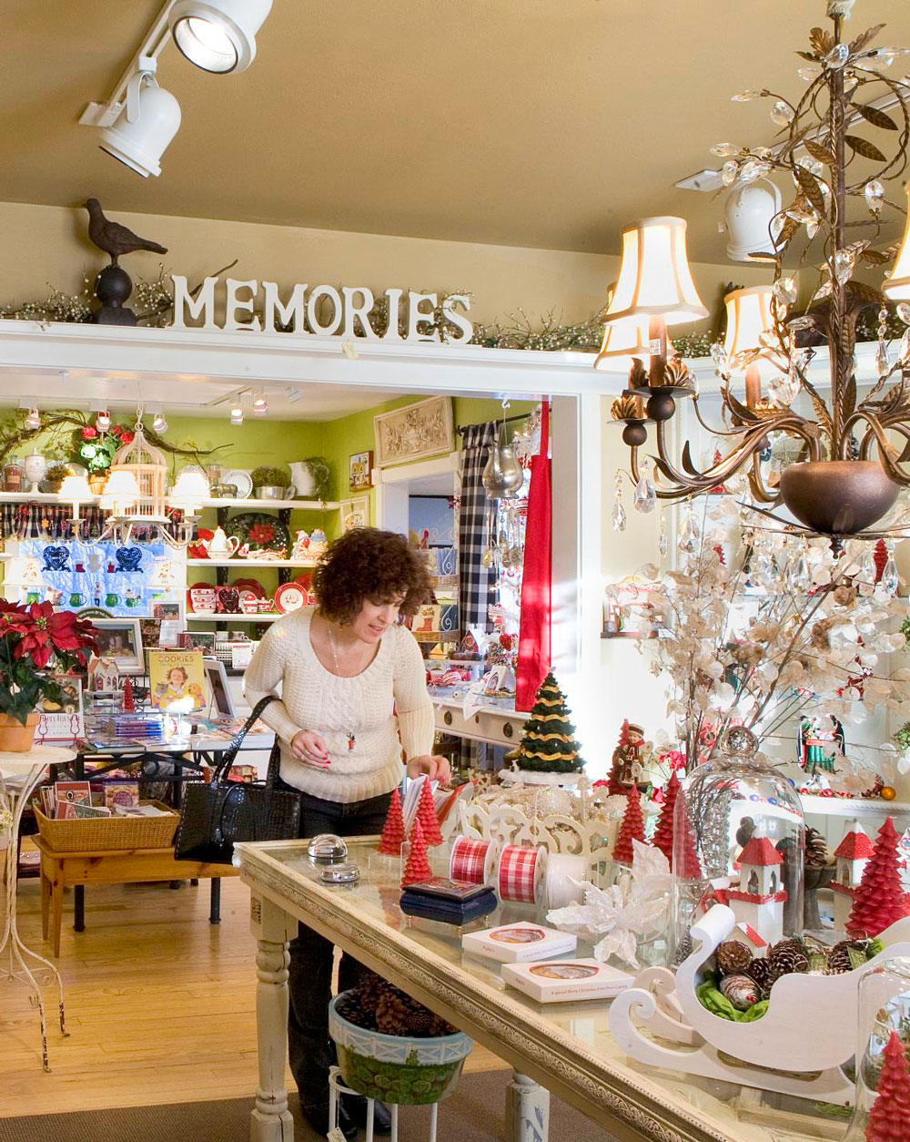 Things to Do in Door County--Shopping