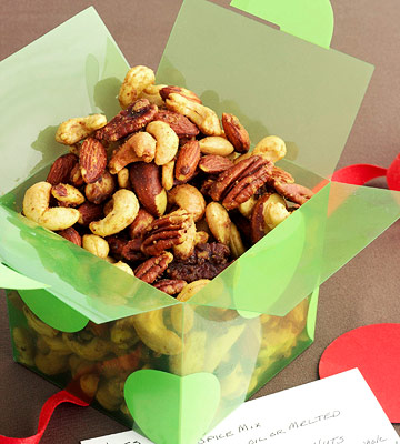 Roasted Nut Snack