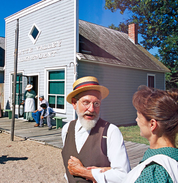 Stuhr Museum of the Prairie Pioneer