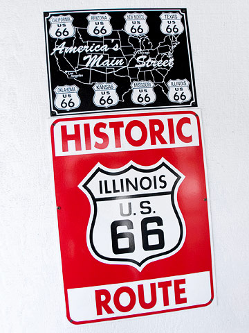 Getting your kicks on Route 66