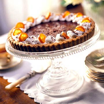 Chocolate-Orange Tart