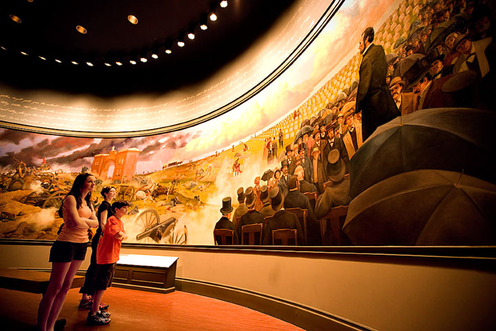 Abraham Lincoln Presidential Library and Museum