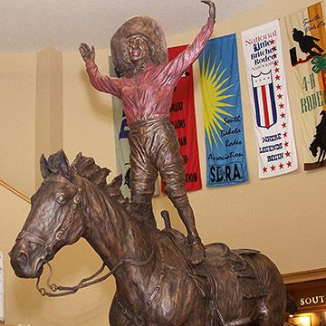 Casey Tibbs Rodeo Center