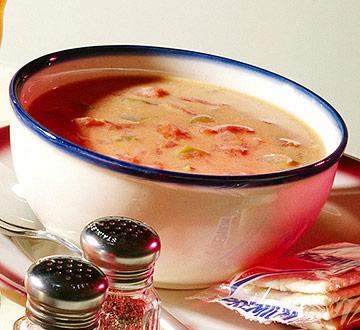 Old-Fashioned Cream of Tomato Soup