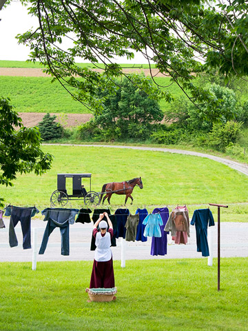 Amish customs