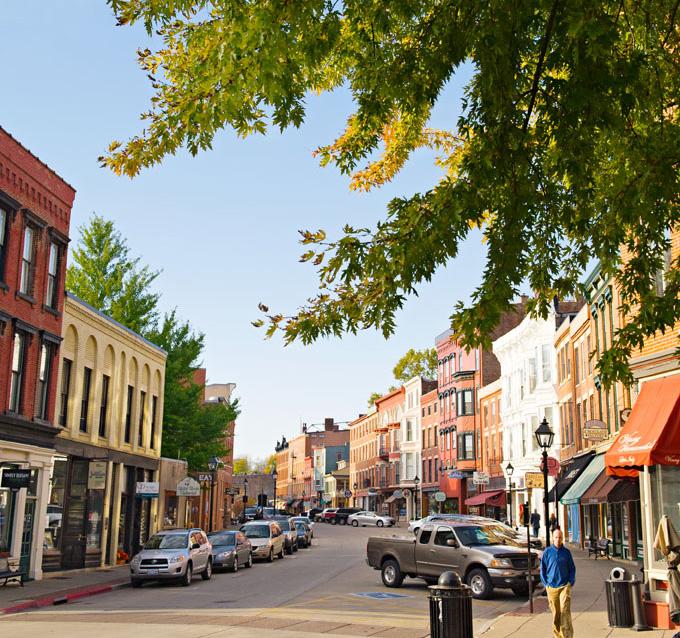 Main Street.