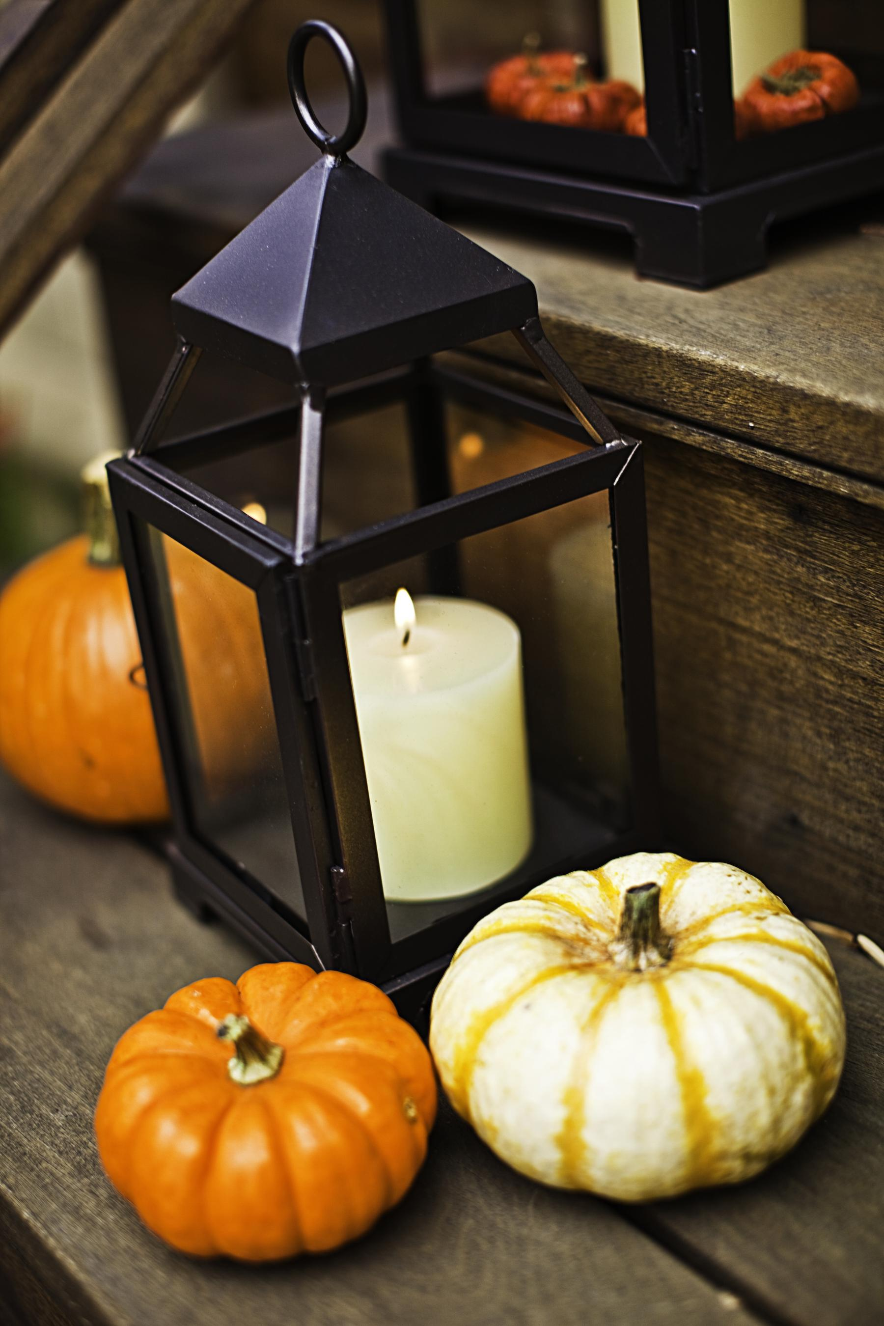 Lantern glow