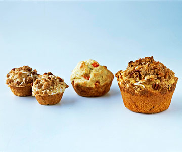 Mix-and-match muffins, part one