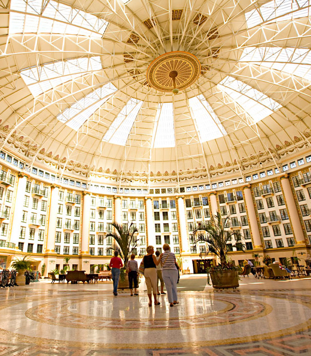 French Lick resorts