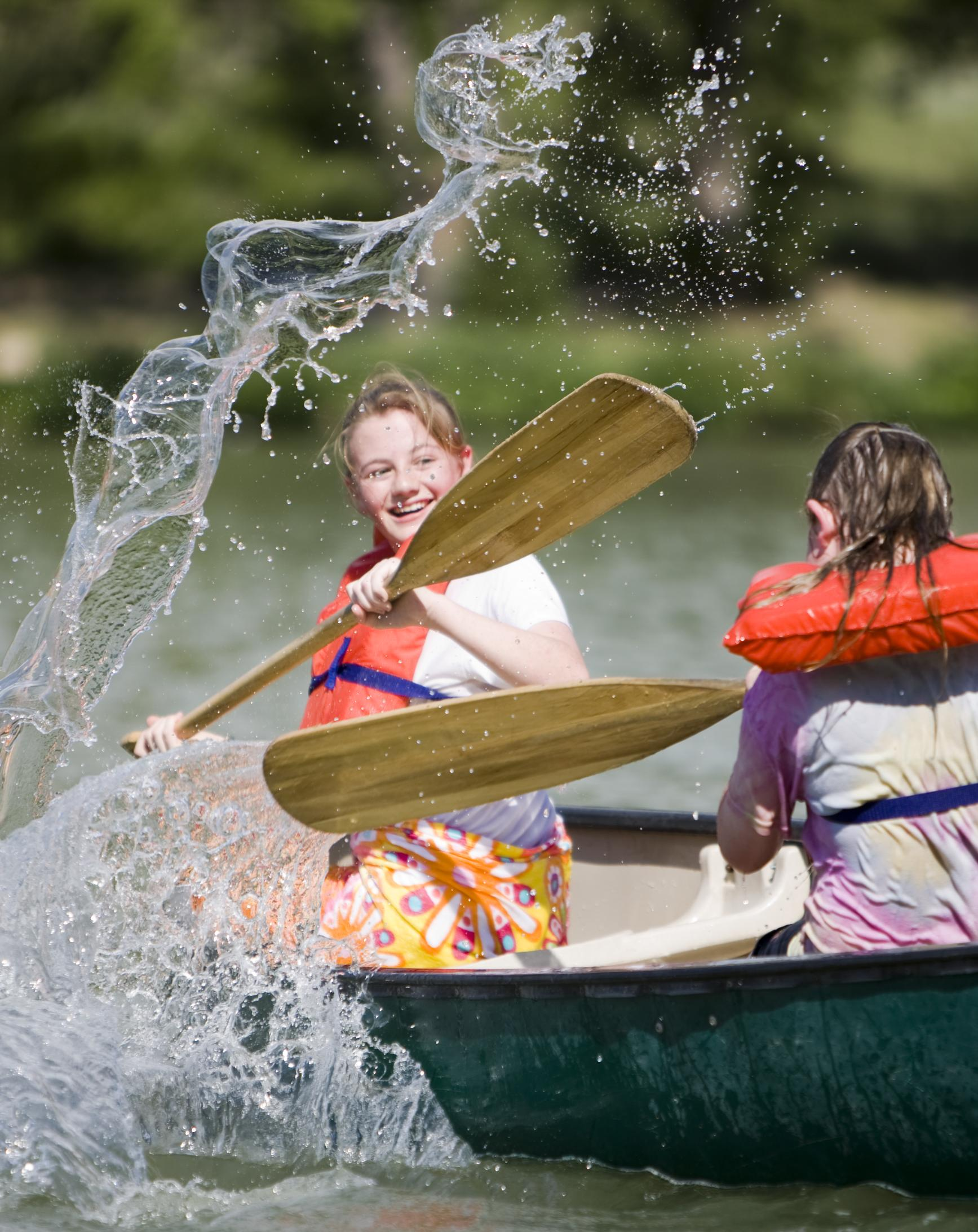 Lake Scott recreation