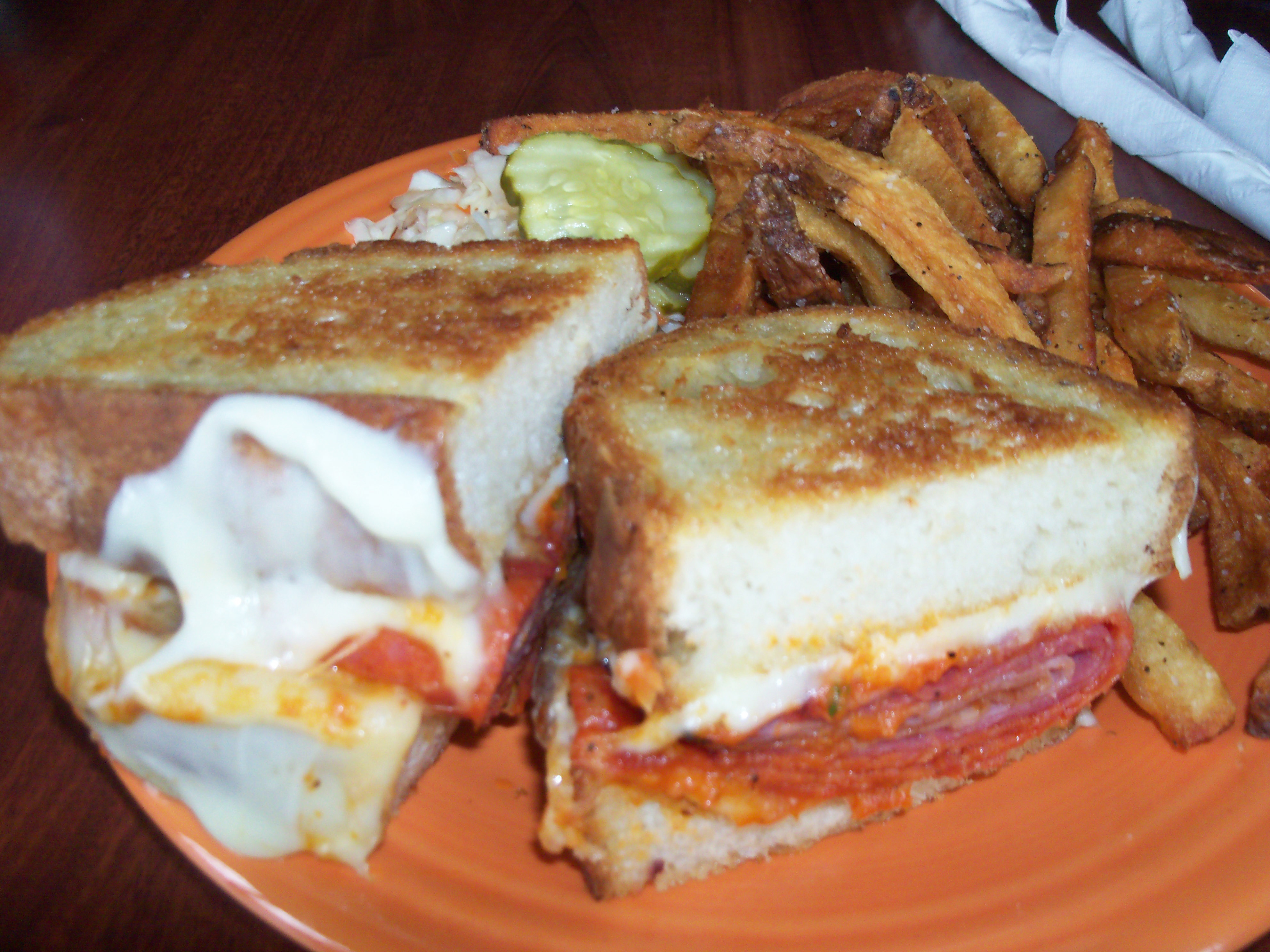 Super sandwiches: Melt Bar and Grilled's