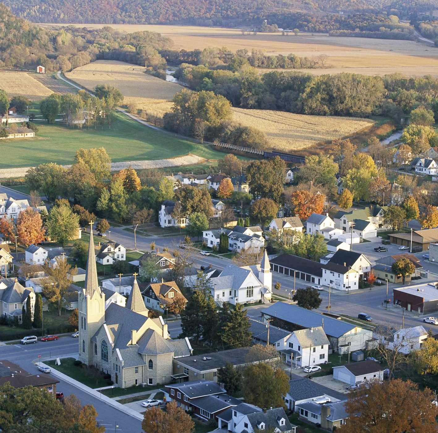 Minnesota: Historic Bluff Country National Scenic Byway