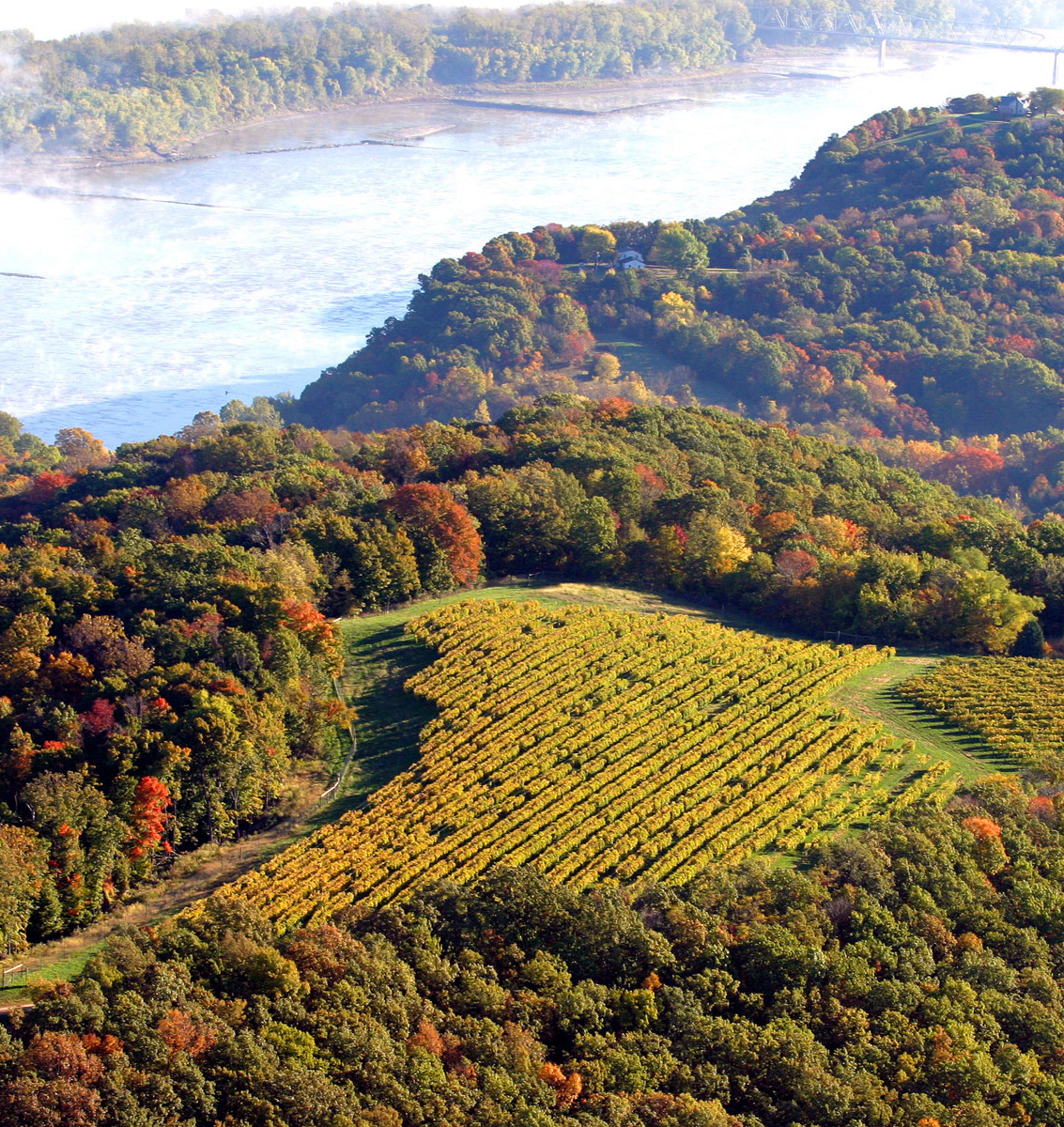 Missouri: Hermann Wine Trail